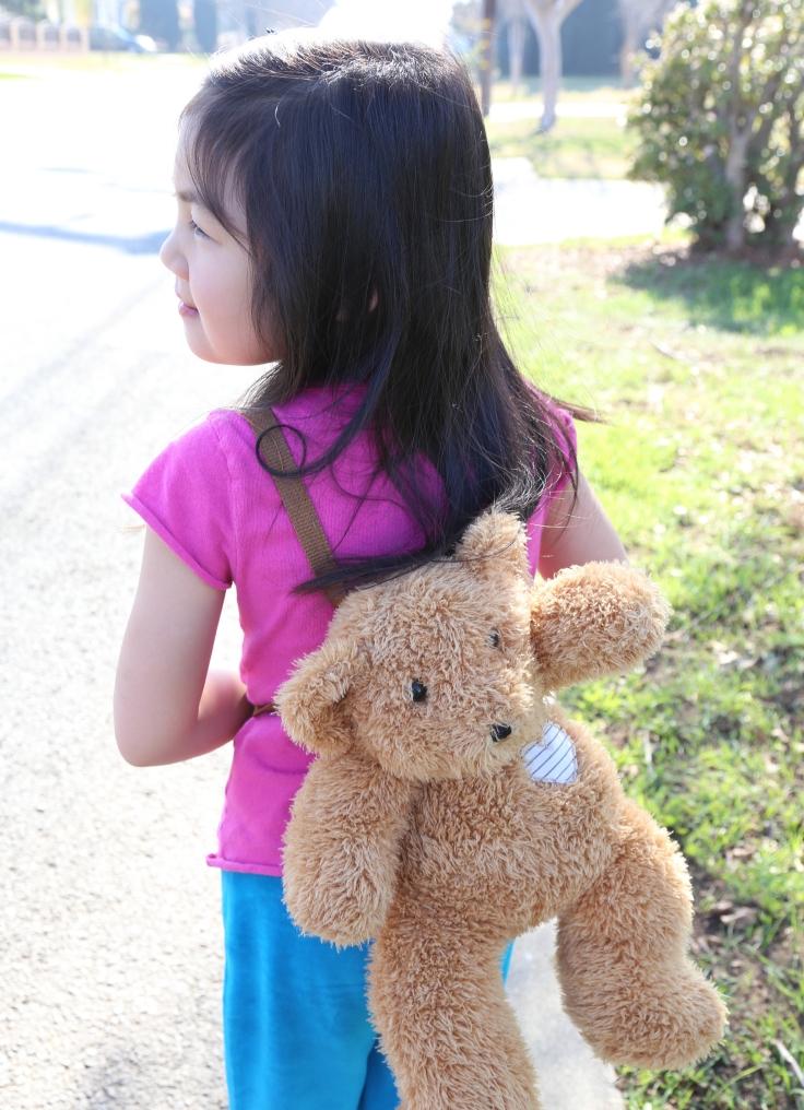 Teddy Tracker