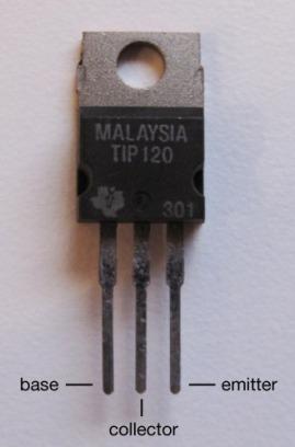 TIP120-Transistor